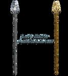 Mage Staffs Stock