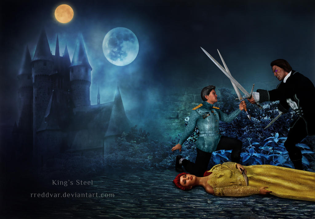 King's Steel by RReddVar