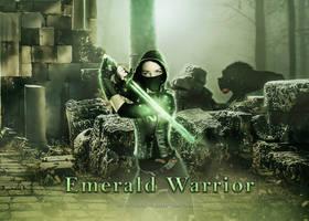 Emerald Warrior by RReddVar