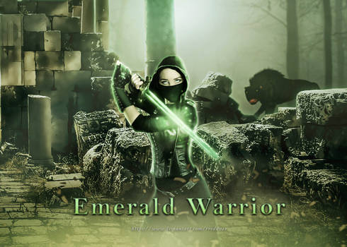 Emerald Warrior