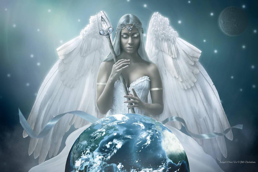 Angel Over Us