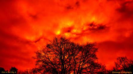 Fire in the Sky 2 by Okavanga
