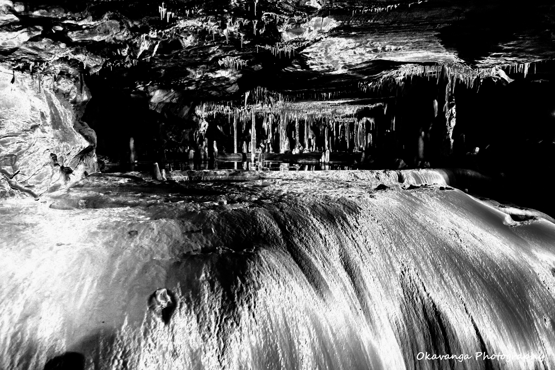 Limestone Abstract 1 by Okavanga