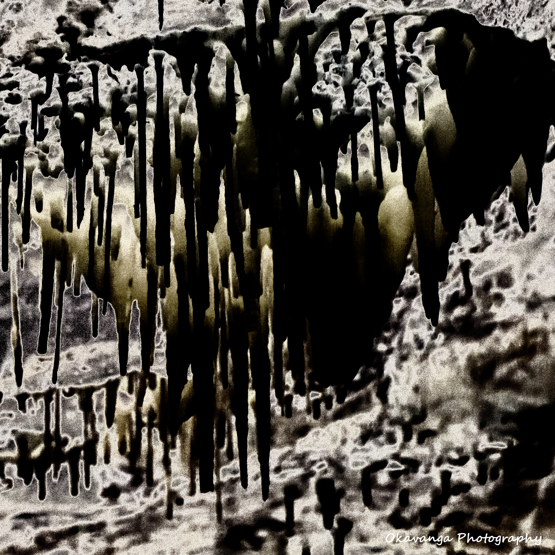 Limestone Abstract 2 by Okavanga
