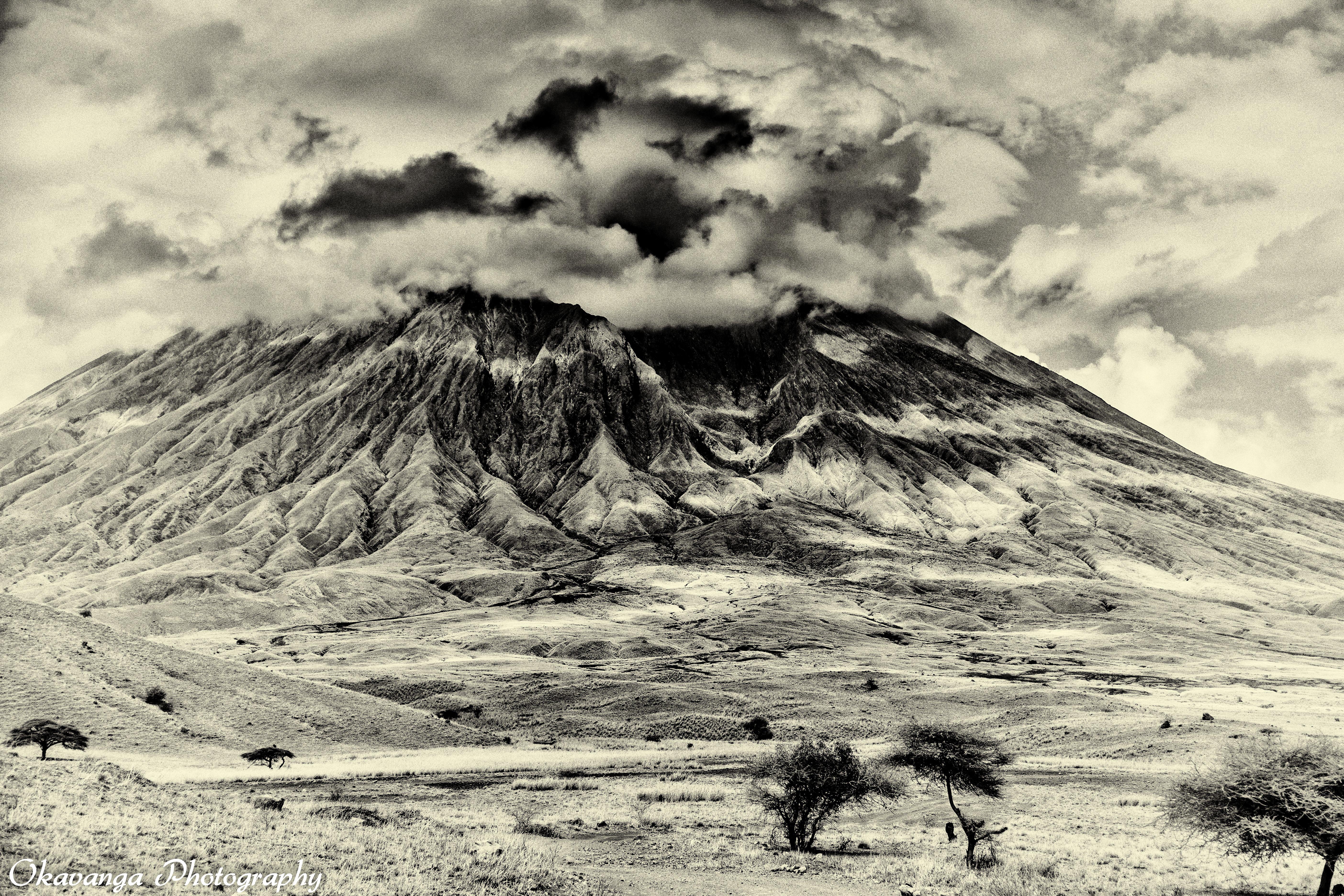 Ol Doinyo Lengai 1 by Okavanga