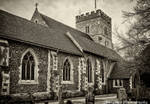 The Church at Sonning by Okavanga