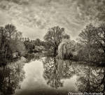 The Thames at Sonning by Okavanga