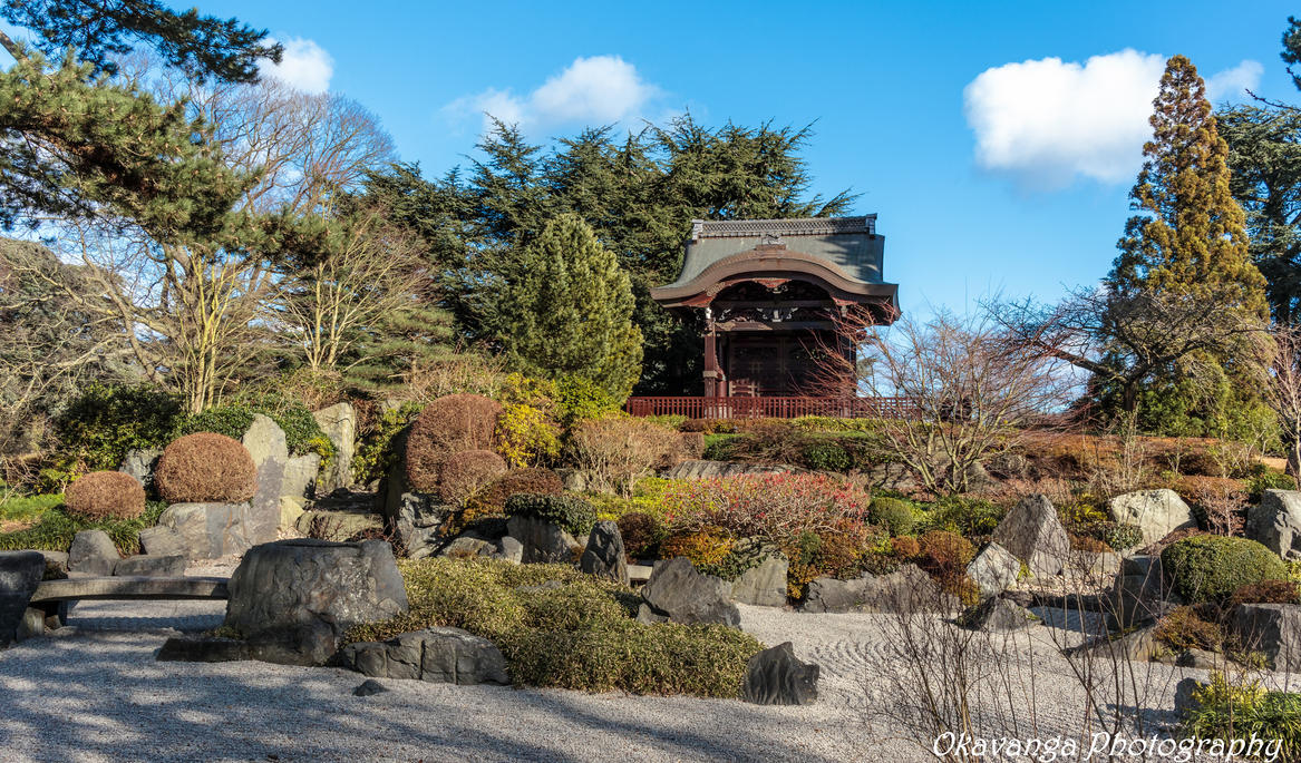 Kew Gardens - Japanese Garden by Okavanga on DeviantArt