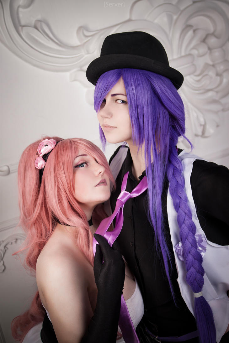 Vocaloid Luka And Gakupo
