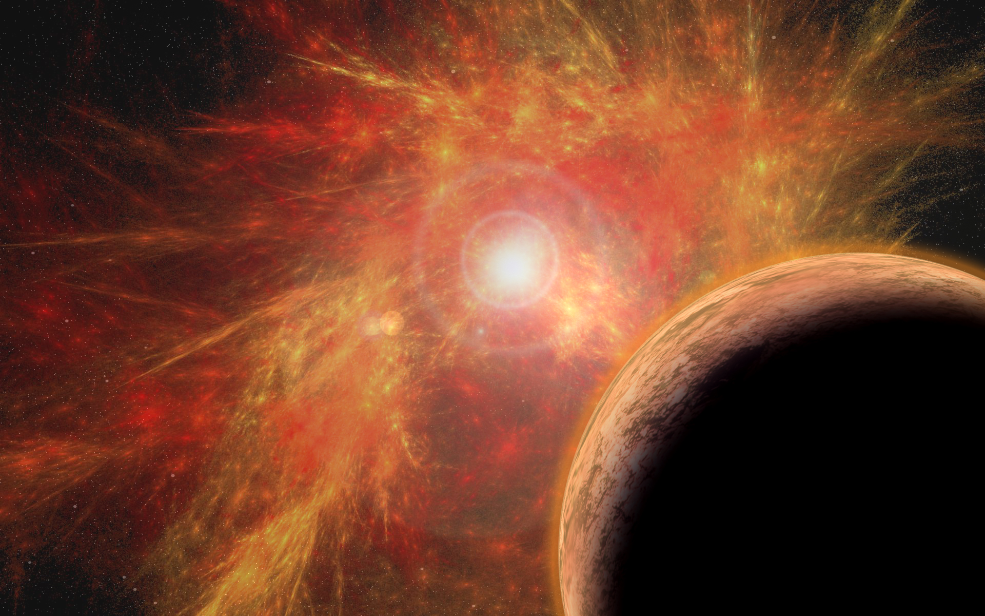supernova wallpaper widescreen-#5