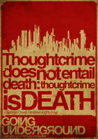 Thoughtcrime Is Death by GTRacer