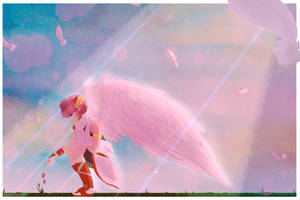 Fanart: Kid Icarus: Uprising- Pit