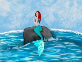 Turquoise Siren