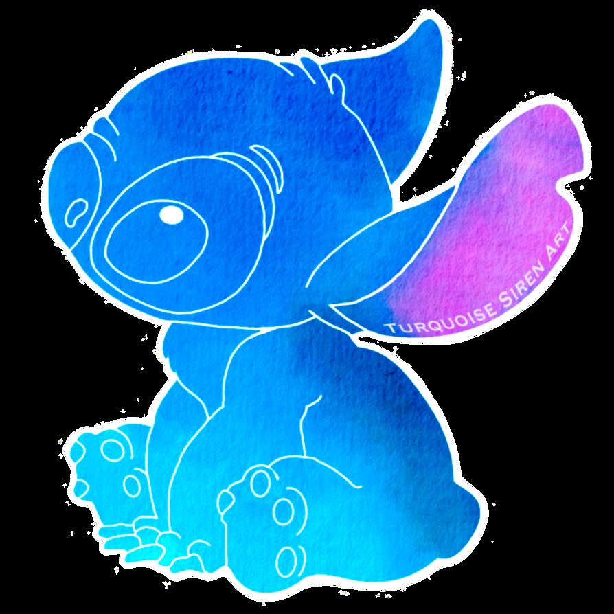 Watercolour Stitch