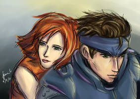 MGS1: One Brief Moment by WithSkechers