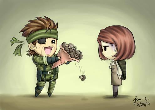 MGS3: Mushrooms