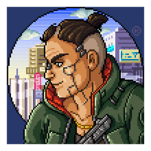Cyberpunk 2077 - Jackie
