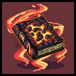 Pixel Tome - Fire Magic