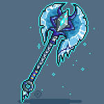 Frost Weapon