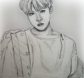 Hoseok by Hopeful-Jerico