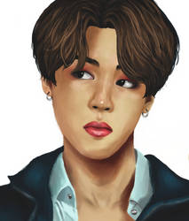 Jimin by Hopeful-Jerico