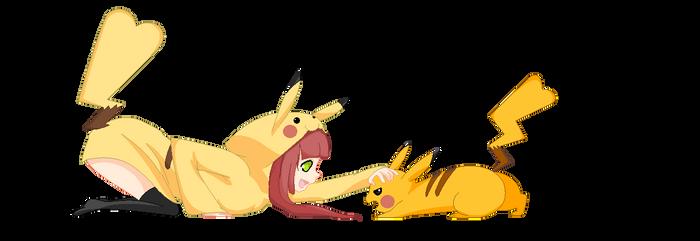 Me and Pikachu