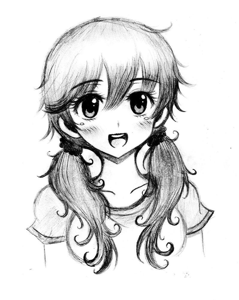 Sketch (animated me) by AnimexL0ver17