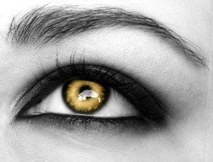 Twilight Cullen Eye by EMOtionalchick217