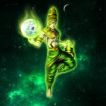 Dhanvantari by blackGraphite
