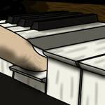 Piano - Pour Perrine