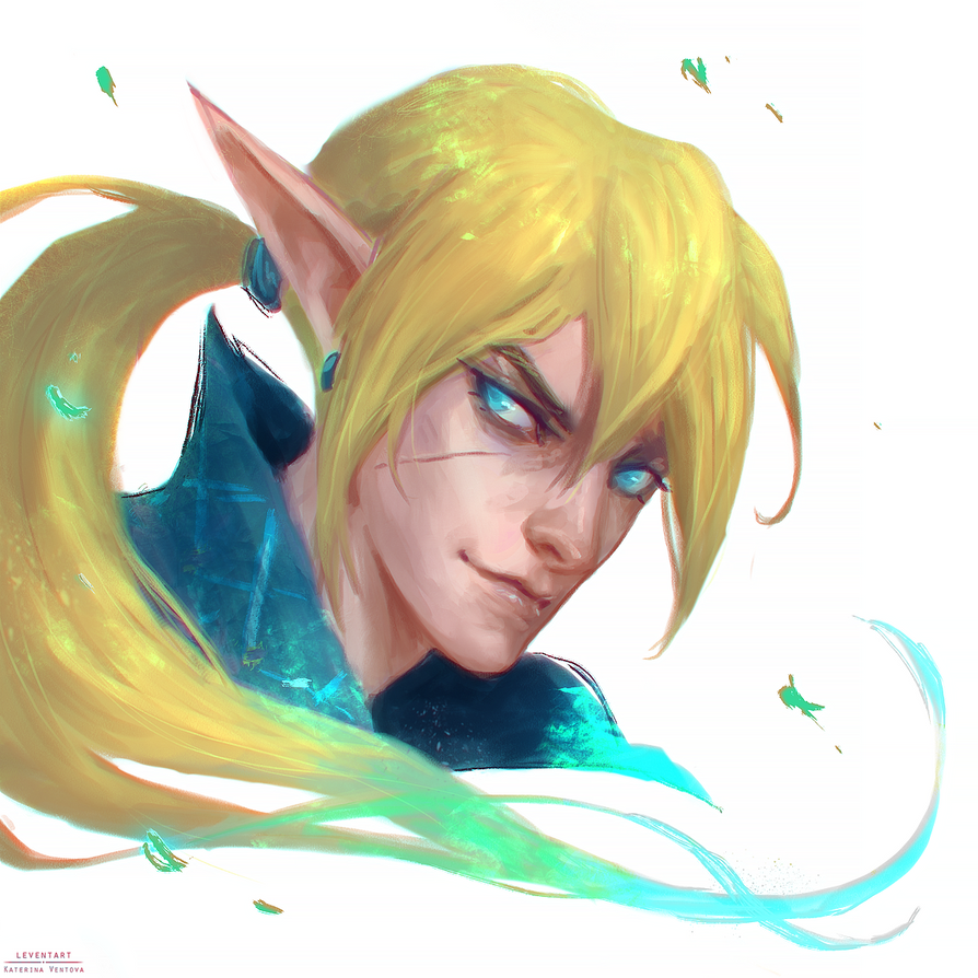 Link by Leventart