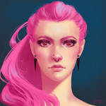 Commission: Luana