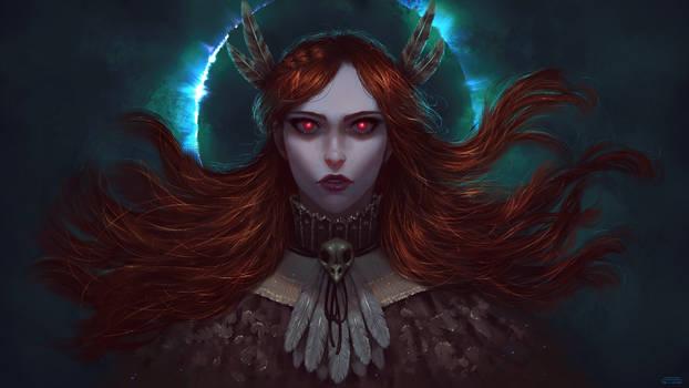 Commission: Minerva