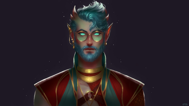 Commission: Nephias