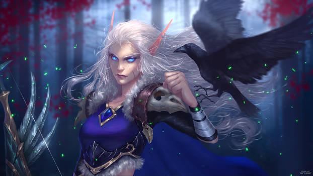 Commission: Abylene Leafwind