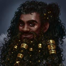 Commission: Caravan Dwarf