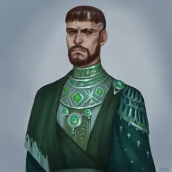 Commission: Human Royal Noble