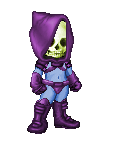 Skeletor by Wanizame