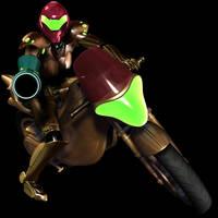 Metroid Racing Proto by Wanizame