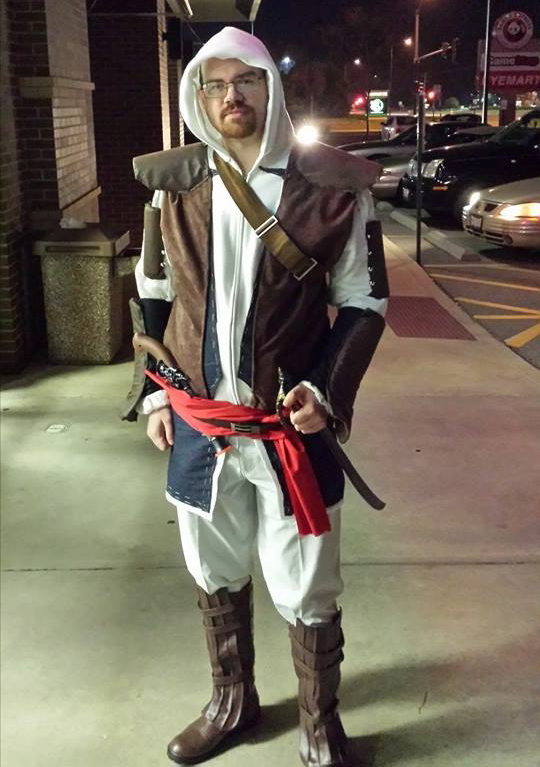 Assassins Creed 4 Black Flag Cosplay By Wanizame On Deviantart