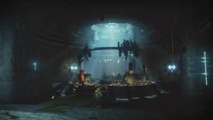 Destiny 2 Lighthouse Dark