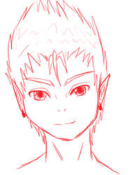 Random Guy 2 by AutumnFur