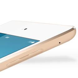 iPad Air 2 Mock-up Gold by theanthnonyrich