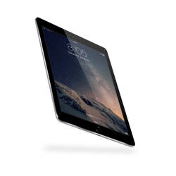 iPad Air 2 Mock-up Space Gray by theanthnonyrich