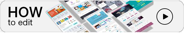 3D Website Display Mockup - 1