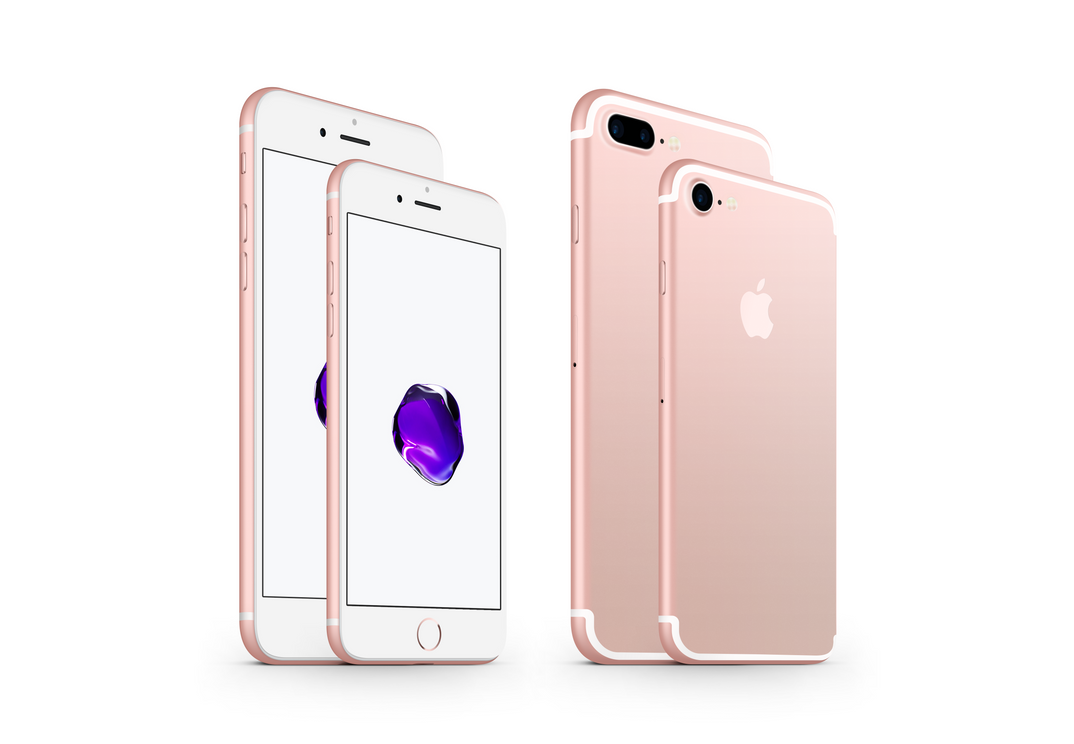 Iphone Rose Gold Reconditionne