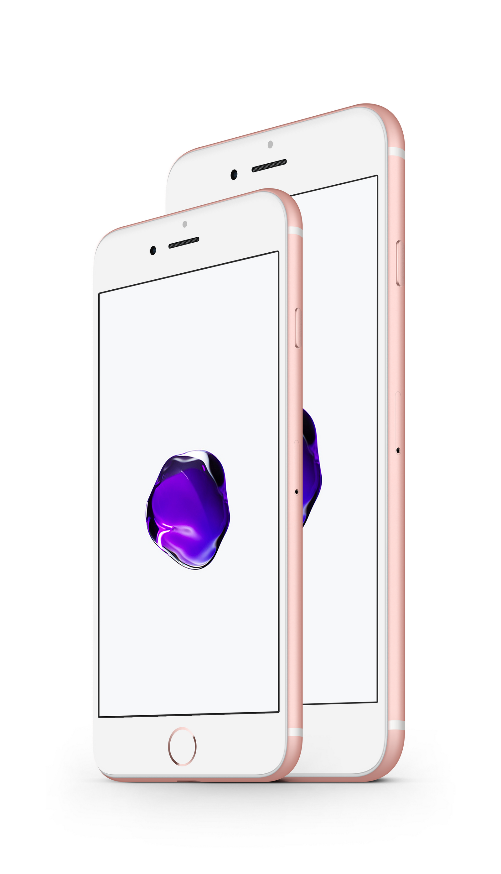 Iphone  Rose Gold Sfr