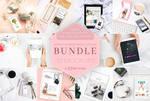 Beaty and Styled Mockup Bundle + Bonus