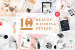 Beaty and Styled Mockup Bundle and Bonus by theanthnonyrich