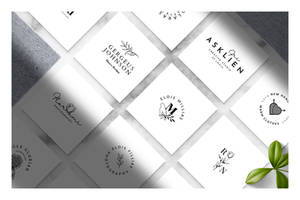 Camelia - 50 Premium Logo Templates by theanthnonyrich